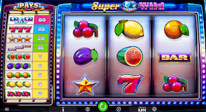 Super Diamond Wild online slot