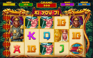 XI You Ji online video slot